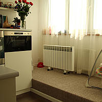 Энергосберегающий электрорадиатор ОптиМакс для балконов и лоджий