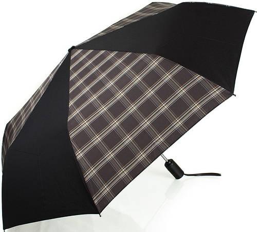 Интересный мужской зонт, автомат ТРИ СЛОНА RE-E-906-7 Антиветер!
