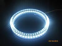 Светодиодные ангельские глазки 62 LED 95 мм