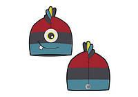Теплая шапочка на мальчика Deux par Deux