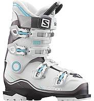 Горнолыжные ботинки женские Salomon X PRO 70 W SHREW TRANSLUCENT/WHITE/WATER BLUE (MD 16)