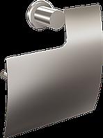 Держатель для туалетной бумаги с крышкой Sanibella