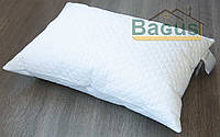 Подушка антиаллергенная 40Х60 в микрофибре с термопайкой, с кантом в подарочной упаковке IGLEN 4060tsy