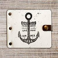 Зажим для денег Для моряка