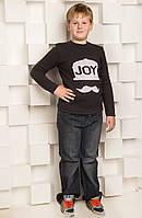 """Джемпер для мальчиков и девочек """"Жокей"""", 7-12 лет, арт 1362."""