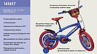Детский 2-х колесный велосипед, 16 дюймов (141617)