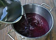 Солодке вино із чорної смородини