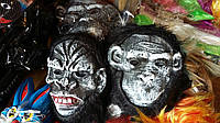 Маска Кинг Когна, маска обезьяны.