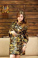 Купить стильный халат Гепард