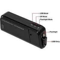 Мобильное зарядное устройство от 2-х АА USB зарядка от АА (пальчиковых) батареек Charger