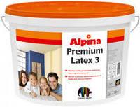 Alpina Premiumlatex 3 E.L.F. B3   особо стойкая латексная краска матовая 2,35 л