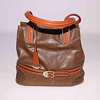 Коричневая сумка  Velina Fabbiano