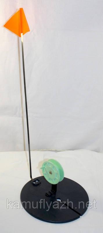 Изготовление флажков для жерлиц своими руками105