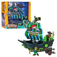 Детский игровой набор Корабль пиратов 10755