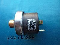 Реле минимального давления воды XP600 0,2-1,2 бар (Датчик давления воды)