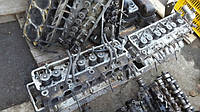 Головка блока цилиндров ГБЦ в сборе на 402 двигатель Газель под ремонт