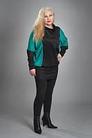 Туника женская модель №161, размеры 52,54,56