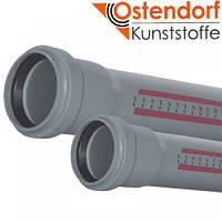 Труба канализационная Ostendorf 110 мм 750 мм