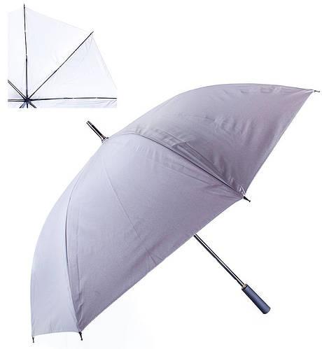 Зонт-трость мужской полуавтомат со светоотражающим куполом FARE (ФАРЕ), FARE7471-9