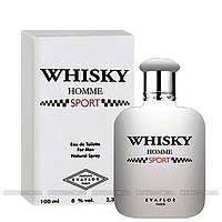 Evaflor - Whisky Sport - EDT 100ml (туалетная вода) мужская