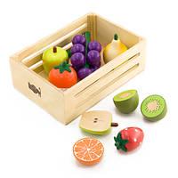 Деревянная игрушка фрукты в ящике T15-021