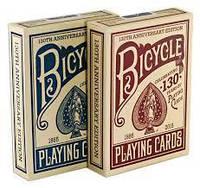 Карты Bicycle 130th Anniversary