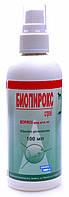 Биопирокс спрей (Biopirox spray)  100мл  —для лечения микроспории и трихофитии у собак, кошек( Bioveta)
