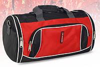 Мужская спортивная сумка. Дорожная сумка. Сумка для фитнеса. Сумка водонепроницаемая. Код: КЮ8