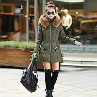 Теплая женская куртка Katrina