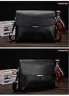 Стильная мужская кожаная сумка потрфель POLO 2015 3 цвета