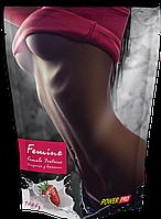 Протеїн Femine Power Pro 1 кг полуниця