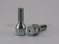 Болт М12х1.5х30.5 колесный М12х1.5, литые диски, ключ 19