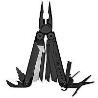 Набор инструментов LEATHERMAN Wave Black
