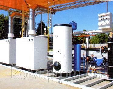 цена газовых модульных котельных