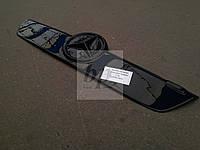 Зимняя накладка глянец на решетку радиатора Mercedes-benz sprinter (w901-w905) (мерседес-бенц спринтер) 00-06