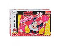 """Пазлы Disney """"Задумчивая Минни"""" Trefl 15220, 160 деталей"""