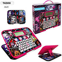 Детский развивающий планшет с подставкой «Monster High» TH2MH