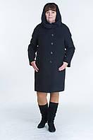 Женское кашемировое пальто № 21 (реглан, зима)