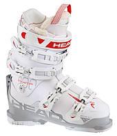 Горнолыжные ботинки женские Head CHALLENGER 100 W WHITE/GRAY-RED (MD 16)