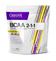 ВСАА Ostrovit Extra Pure BCAA 2.1.1 500g