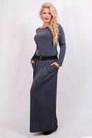 Платье женское макси 42-60