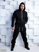 Мужской спортивный костюм RSK черный , спортивный костюм магазин