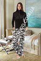 "Женская пижама Shirly 5933 домашний костюм с брюками ""Tomorrow"" цена со склада"