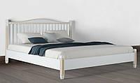 """Кровать Монако (ТМ """"Аурель"""")из дерева белый"""
