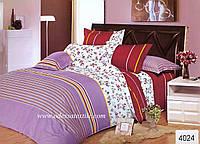Комплект постельного белья ELWAY евро 4024