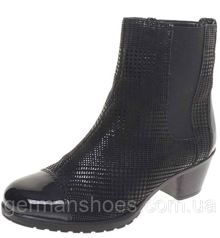 ботинки женские рикер
