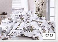 Комплект постельного белья полуторный  Elway 3752 cатин