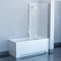Штора для ванной Ravak BVS2-100L 100,5x150 стекло transparent