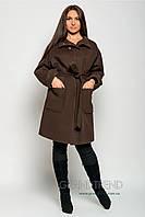 Кашемировое пальто весна-осень Letta