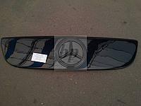 Зимняя накладка глянец на решетку радиатора Mercedes-benz Sprinter (w906) (мерседес-бенц спринтер) 2006г+